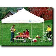 PARTY CANOPY EZ UP 10 X 10 corporate rental
