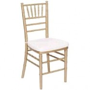 CHAIR CHIAVARI GOLD