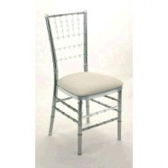 CHAIR CHIAVARI SILVER