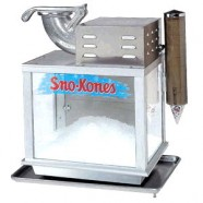 CONCESSION SNOWCONE MACHINE