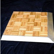 DANCE1 INDOOR 3'X3' OAK