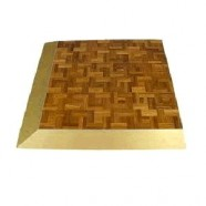 DANCE1 INDOOR 3'X3' TEAK