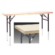 TABLE EXPO DUAL HEIGHT corporate rental