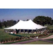 POLE TENTS 50' WIDE