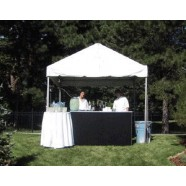 STANDARD FRAME CANOPIES 10' WIDE corporate rental