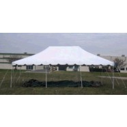 PARTY TENT 20X30 WHITE corporate rental
