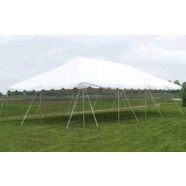 PARTY TENT 20X40X07 WHITE corporate rental