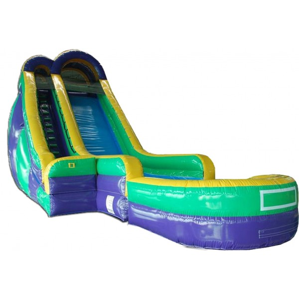 24ft WET or DRY SLIDE STRAIGHT