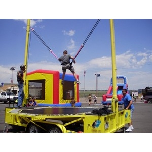BUNGEE TRAMPOLINE corporate rental