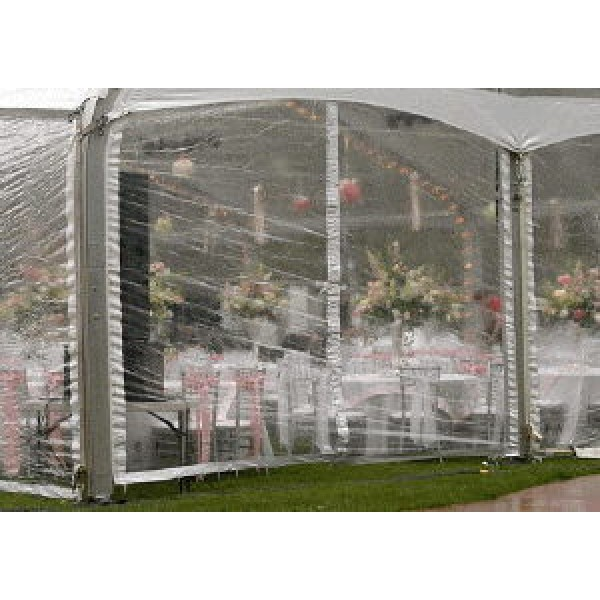 CANOPY CLEAR WALLS corporate rental