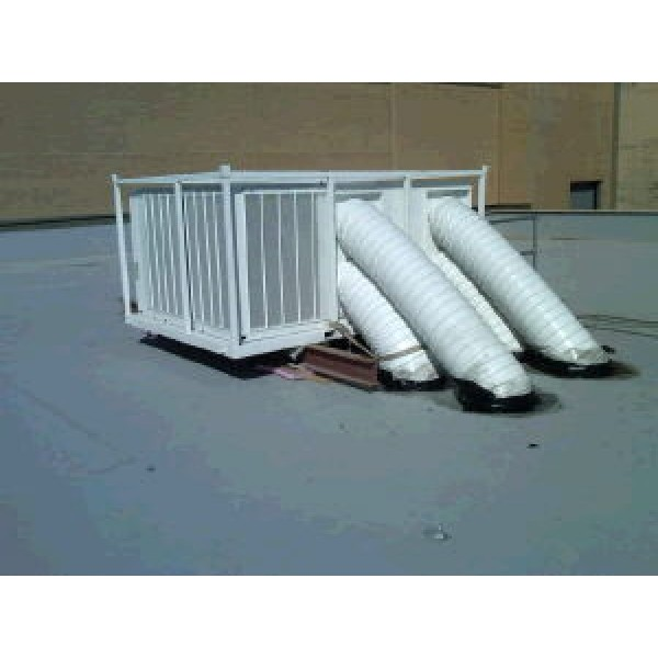 COOLER HVAC 25TON/72KW HEAT corporate rental