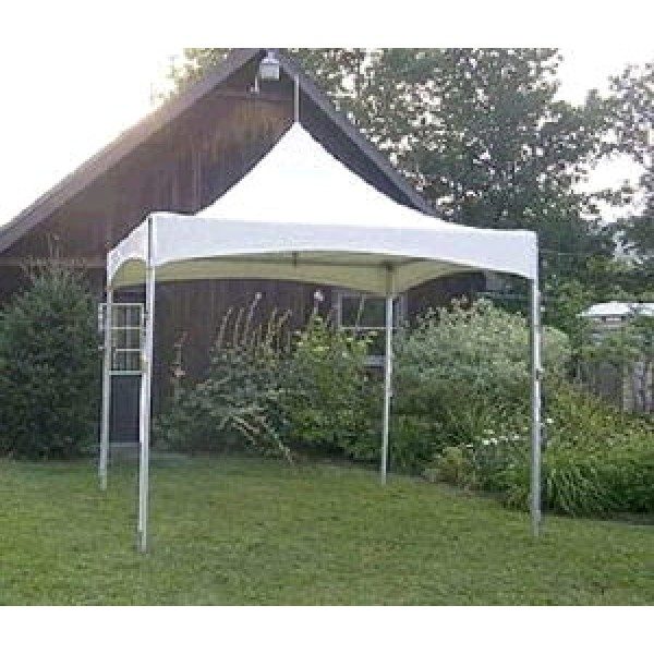 SHOW STYLE HIGH PEAK CANOPIES 10' WIDE corporate rental