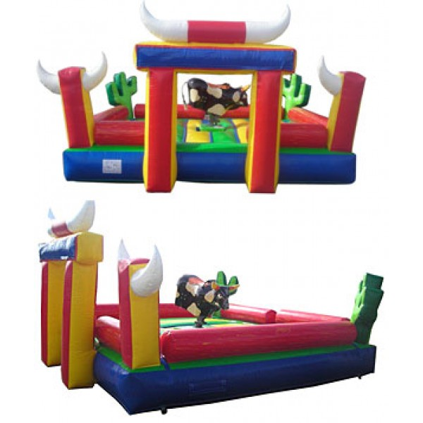 MECHANICAL BULL corporate rental