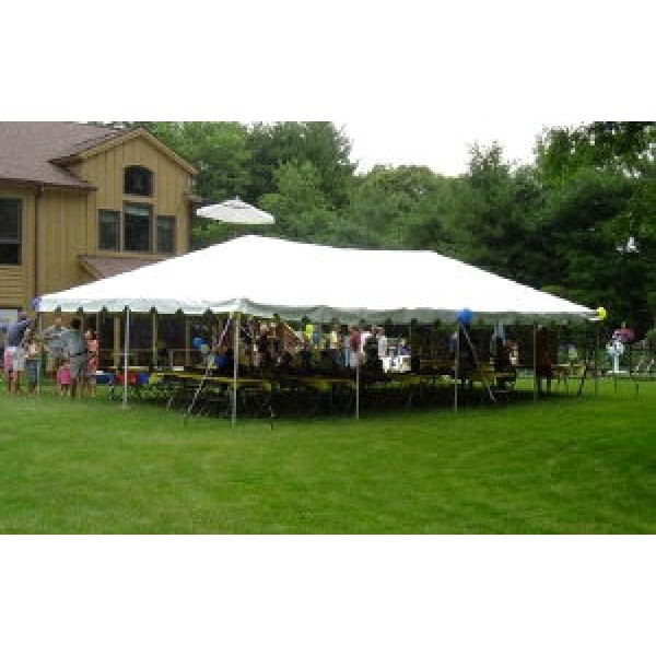 STANDARD FRAME CANOPIES 20' WIDE corporate rental