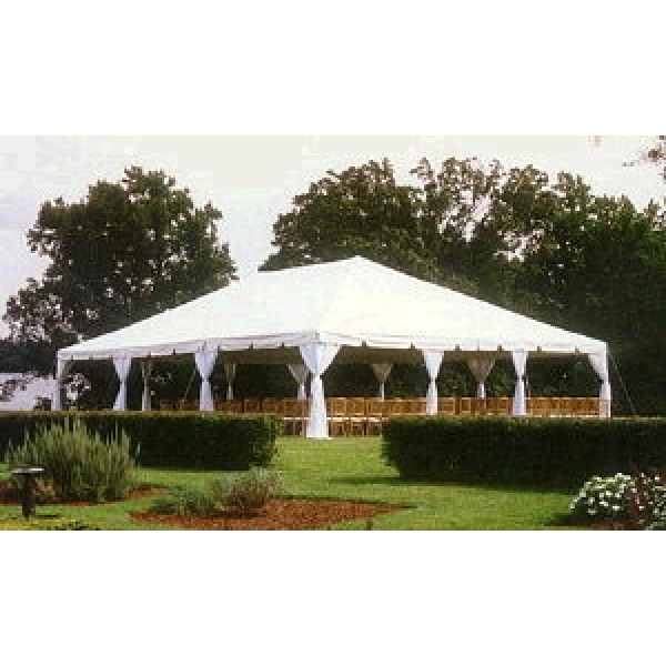 STANDARD FRAME CANOPIES 30' WIDE corporate rental