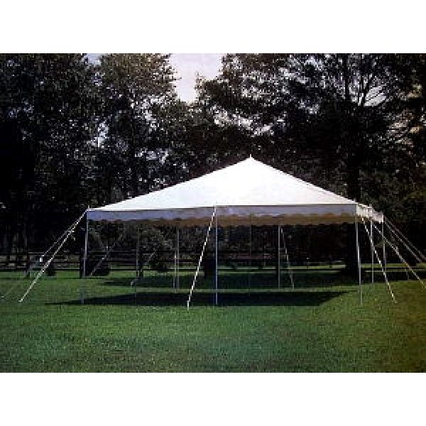 PARTY TENT 20X20 WHITE corporate rental