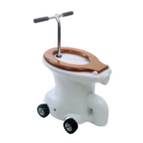 TOILET RACERS corporate rental