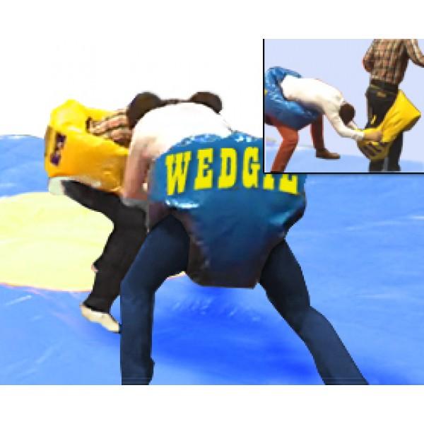 WEDGIE GAME corporate rental