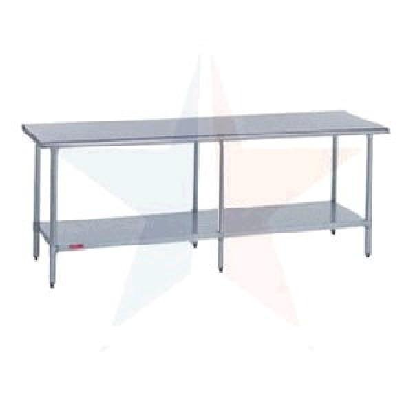 TABLE WORK STAINLESS STEEL corporate rental