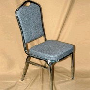 CHAIR CONFERENCE GREY SUPERB