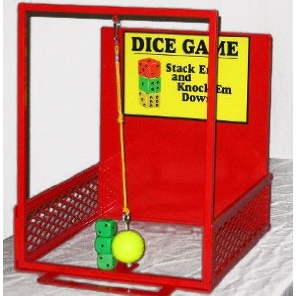 DICE TUMBLER GAME corporate rental